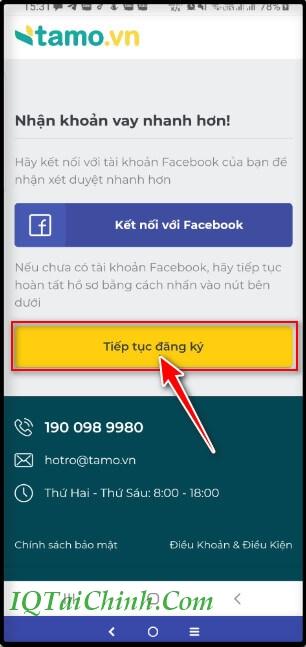 ket-noi-tamo-voi-facebook-ca-nhan