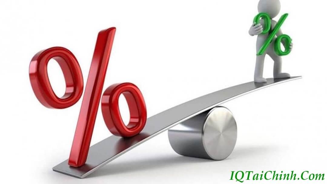 lãi suất vay tiền online